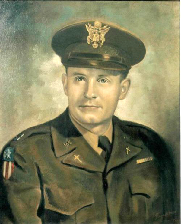 Father Emil Kapaun, who was born in Marion County, was awarded the Medal of Honor during the Korean War. His remains have not been recovered. Catholic Diocese of Wichita