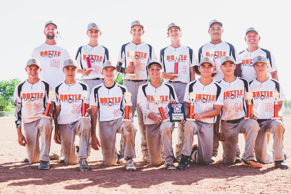 Battle Baseball finishes season