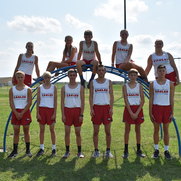 Eagles optimistic for good cross country season