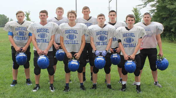 Goessel football looking for rebound season
