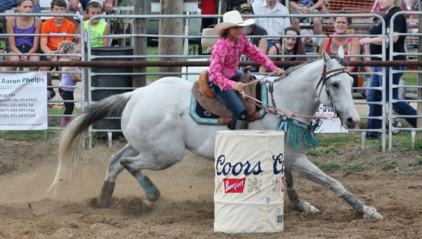 Canton youth have qualified for the 2018 American Royal Invitational Youth Rodeo