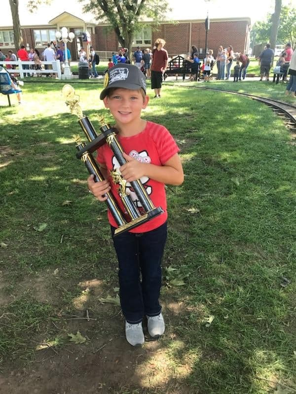 Local takes second at state fair