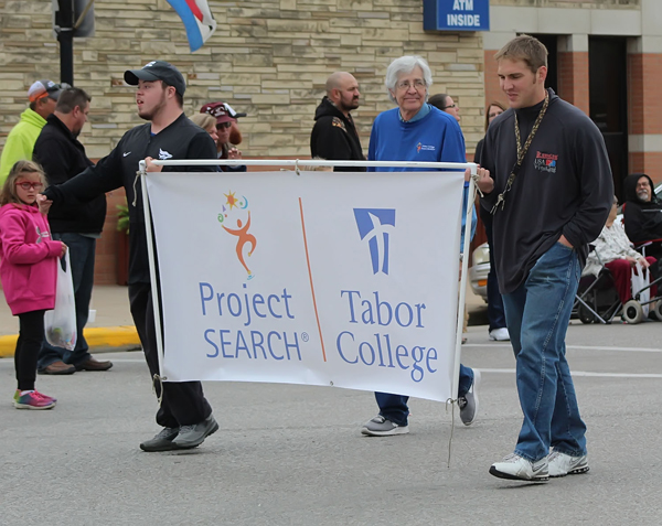 Tabor College Project SEARCH interns double in year two
