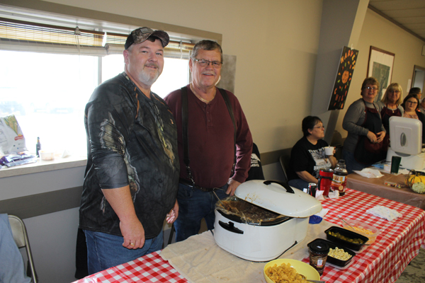 Chili cook-off brought fun rivalries