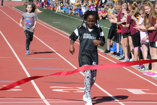 Drug Free Run hosted in Hillsboro last week
