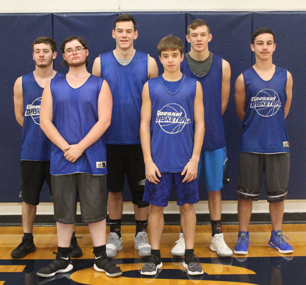Returning Bluebirds ready to take the court