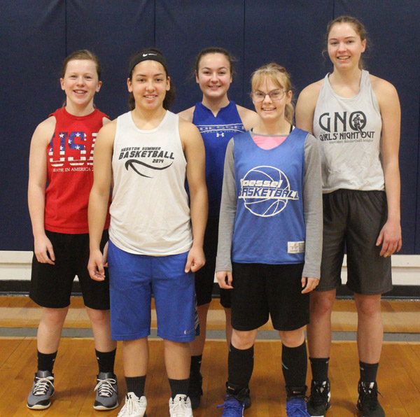 Goessel girls prepare to build on past success