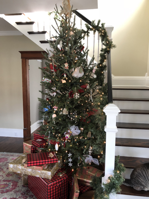Marion City Library's Annual Christmas Home Tour will be on Dec 2. Four beautiful homes will be featured.