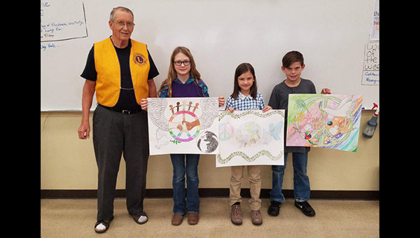 Poster winners announced in Hillsboro