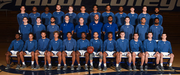 Tabor men bring back one starter