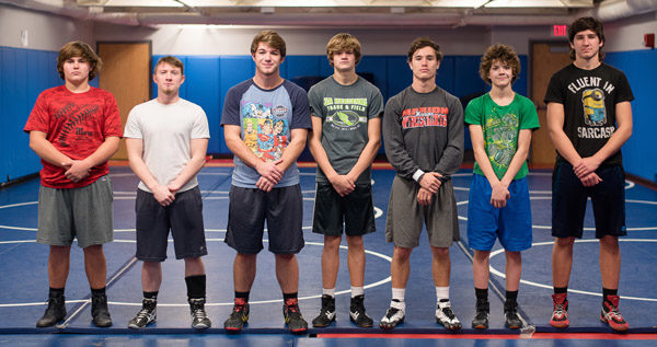 Marion wrestlers to lean on state experience