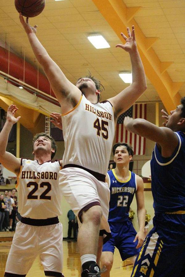 Hillsboro wins exciting final regular season game