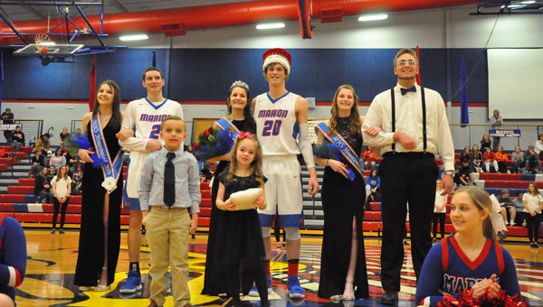Crowning a new court in Marion