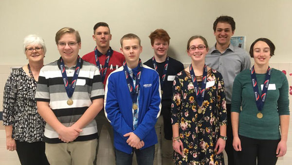 Goessel Scholars Bowl team takes fourth at Class 2A State meet