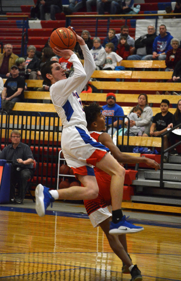 Marion gets win over Rossville