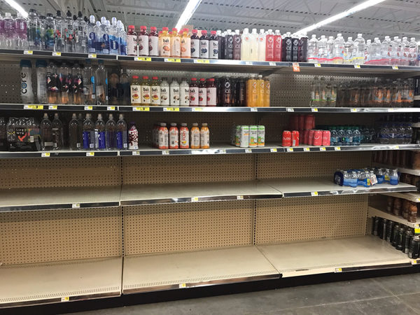 Hillsboro deals with water issues, boil warning