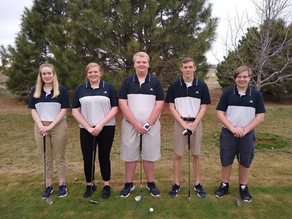 Young Goessel golf team looking to rebuild this season