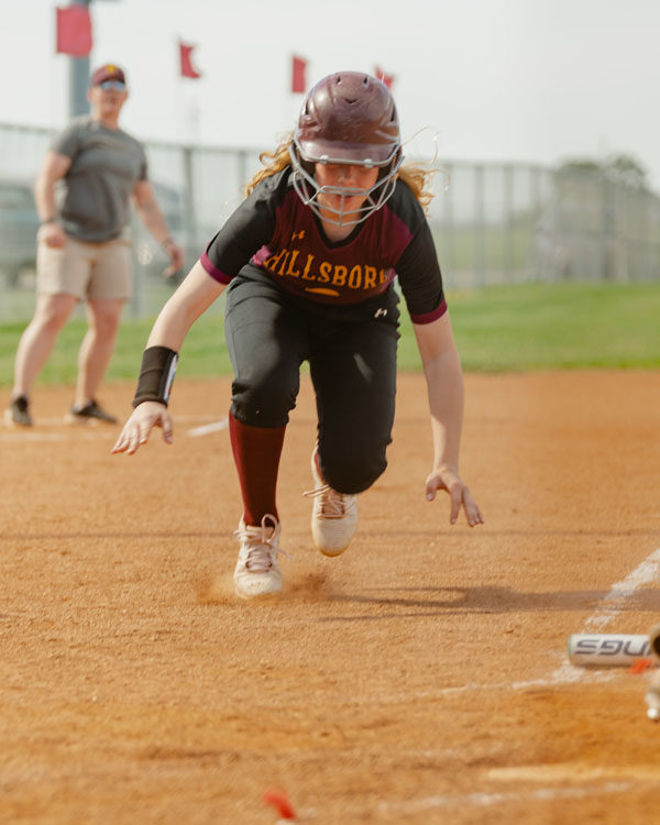 Trojan Softball goes 2-2 for week