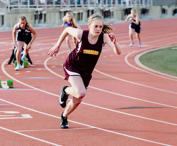 Hillsboro places several at meet