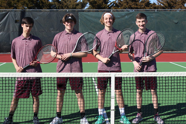Hillsboro tennis team will be young
