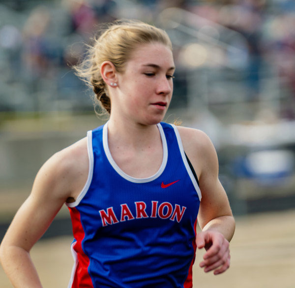 Marion Track has nice start at Peabody Meet