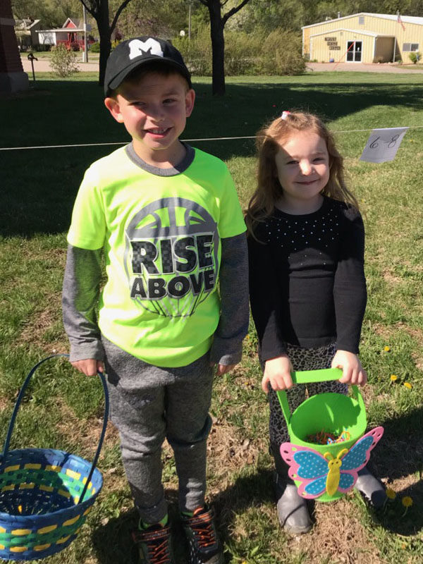 County celebrates the Easter holiday over week
