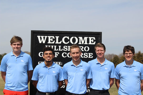 Bluejay golf is looking to kick off the right way