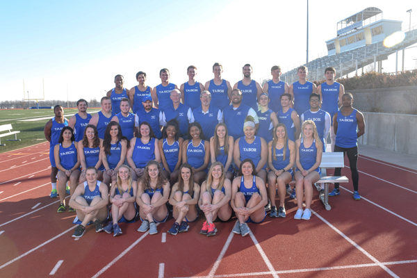 Tabor track has strong team in 2019