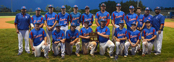 Marion Baseball headed back to state