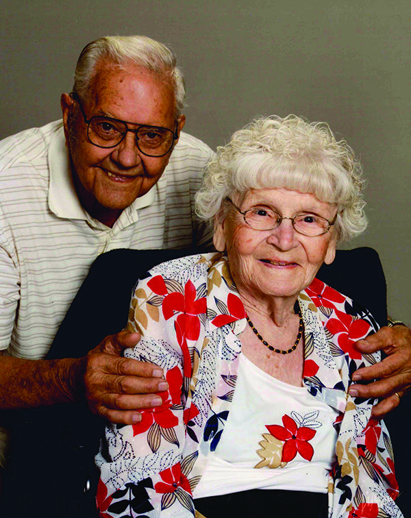 Matz to celebrate 73 years of marriage