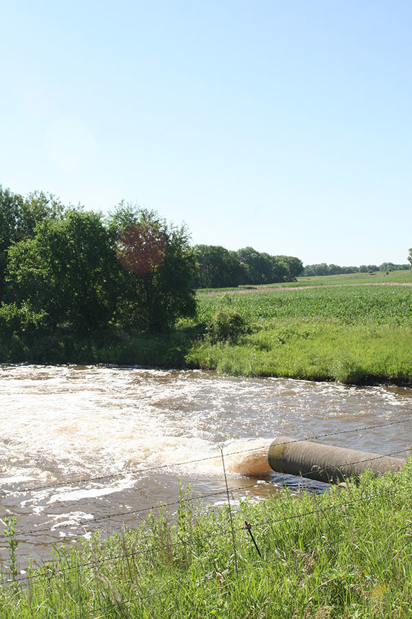 Peabody watershed helped county