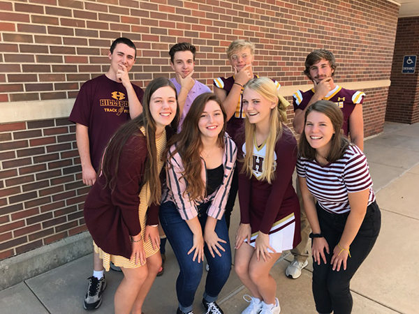 Hillsboro High School Homecoming candidates announced for this Friday