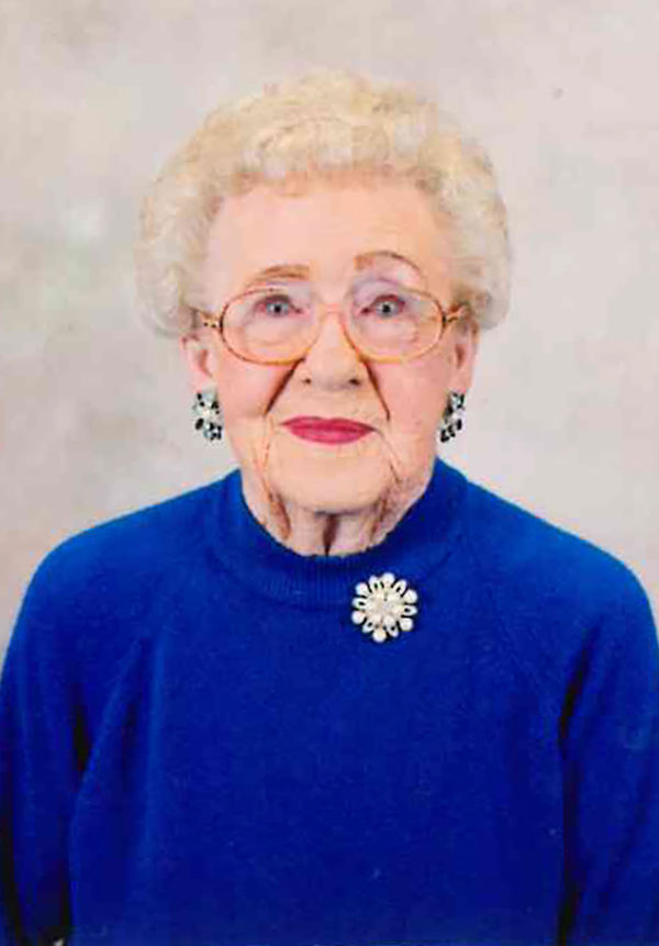 Spohn celebrates 100th birthday