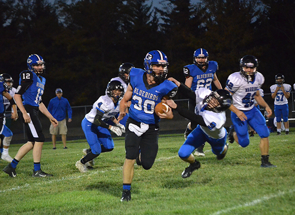 Goessel gets big win over Peabody-Burns