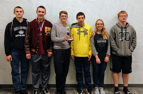 Hillsboro High School Chess Guild competes Oct. 12