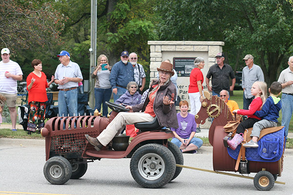 Old Settlers Day brings fun, crowds to Marion