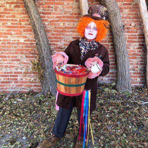 County enjoys a spooky holiday