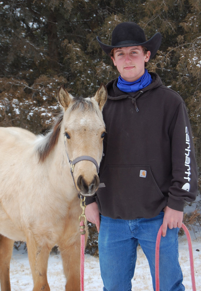 Local youth selected as AQHA Ranching Heritage YHD program participant