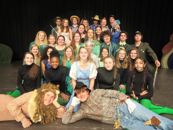 "Hillsboro to present ""Wizard of Oz"" in November"