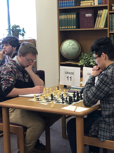 Hillsboro host chess tournament