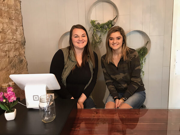 Local sisters open up fun, inexpensive shop in Marion