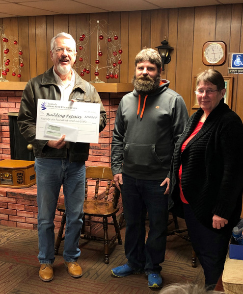 Peabody Community Foundation awards $9,000 in grants to county non-profits