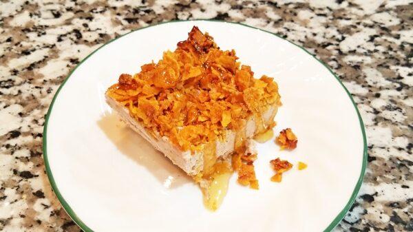 Ice cream cake is 'fried' and true recipe