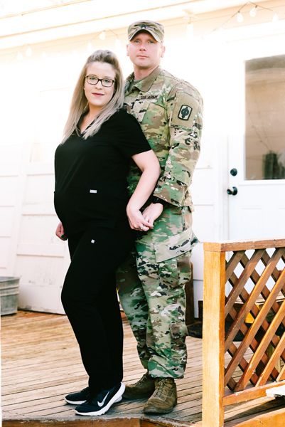 Marion couple celebrates miracle pregnancy in spite of obstacles