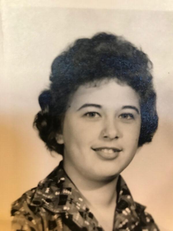 DEATH: Bernice E. Brown (Ollek)