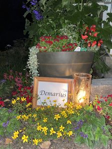 Hillsboro puts out candles in remembrance of anniversary of death of local young resident