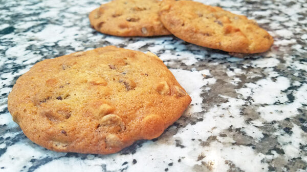 Banana cookies extend past partisan'chip