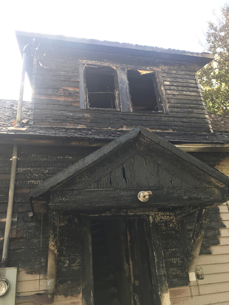 Hillsboro family loses everything in house fire