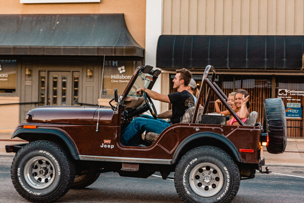 Hillsboro keeps cruising Main Street throughout summer