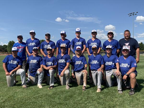 Marion County team wins CKL League tourney